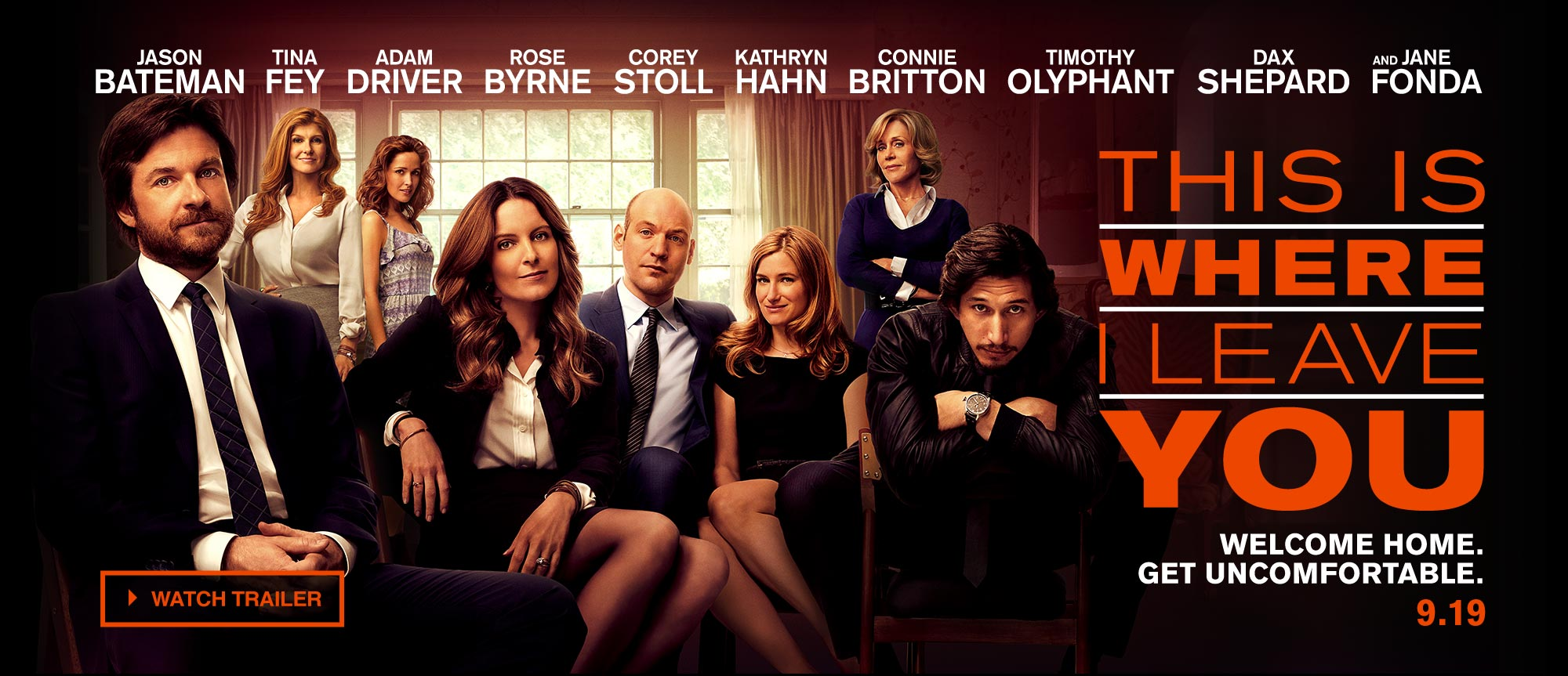 Watch This Is Where I Leave You (2014 Film) Full Movie Online Streaming